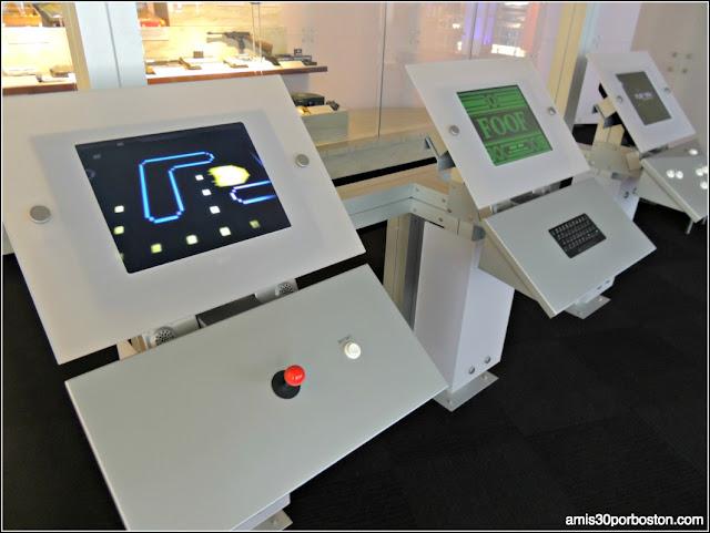 Videojuegos en el Computer History Museum