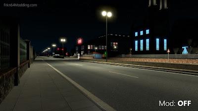 Realistic Vehicle Lights Mod v4.3 (by Frkn64)