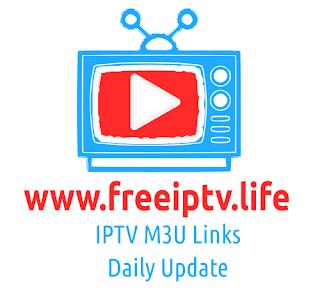 Free IPTV Playlist M3U List UPDATED