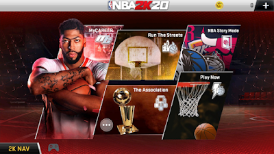 NBA 2K20 Mod Apk Obb Download Android