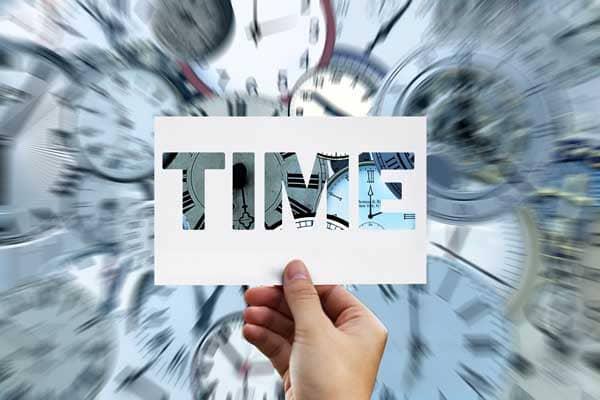 Trovare il tempo