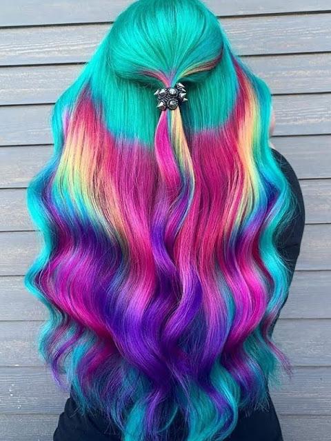colores pelo fantasia 2020