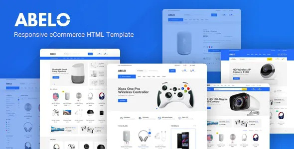 Best Electronics eCommerce HTML5 Template