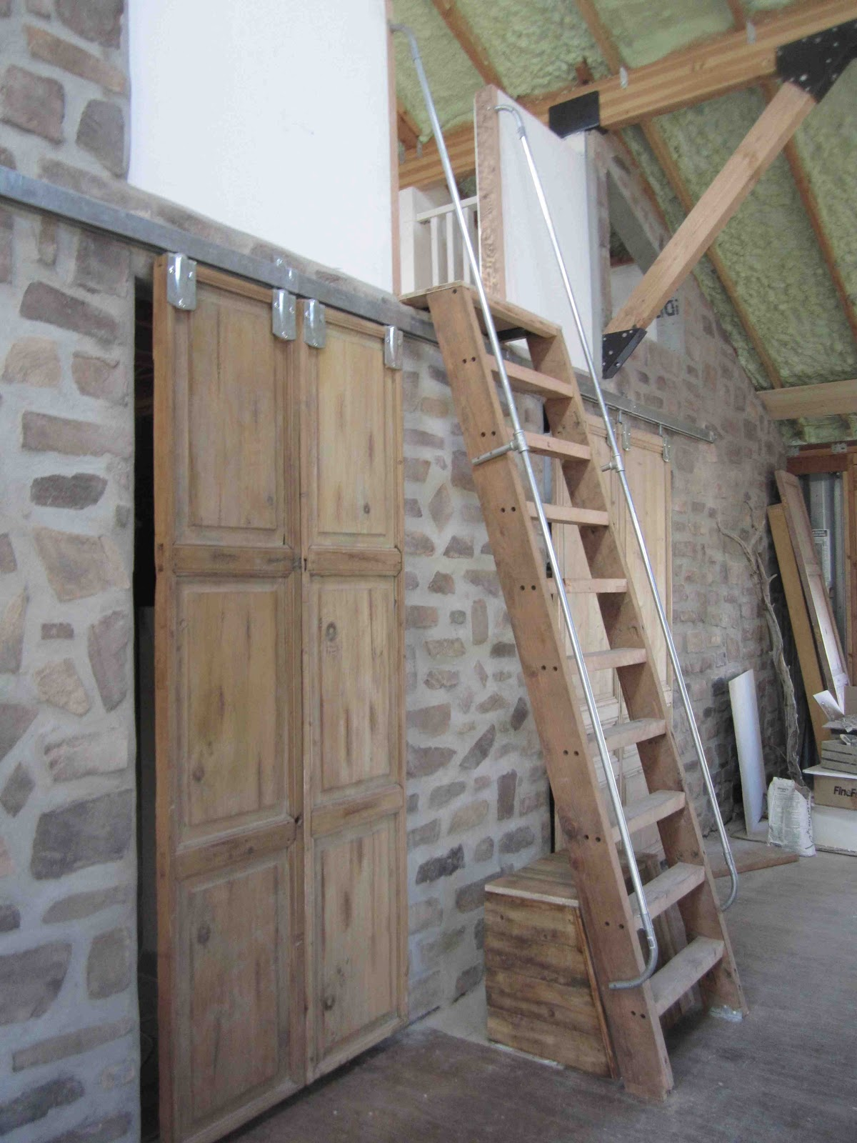 From Purdue to Provence: Just a Quick Update: The Loft ...