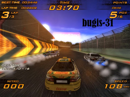 Nitro Racers Free Download