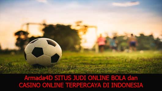 Armada4D SITUS JUDI ONLINE BOLA dan CASINO ONLINE TERPERCAYA DI INDONESIA