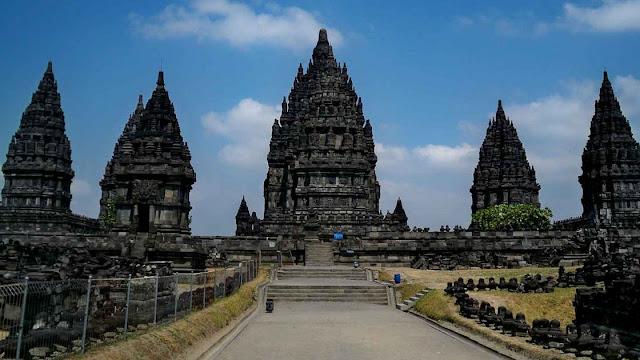 Wisata Candi Prambanan Sleman Jogja, Bukti Cinta Bandung Bondowoso