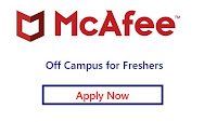 McAfee-off-campus-for-freshers