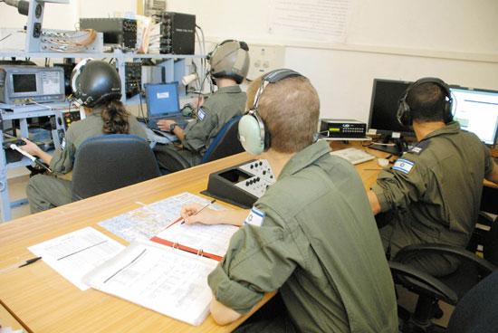 IAF Sky Crows unit - israel  יחידת עורבי השחקים