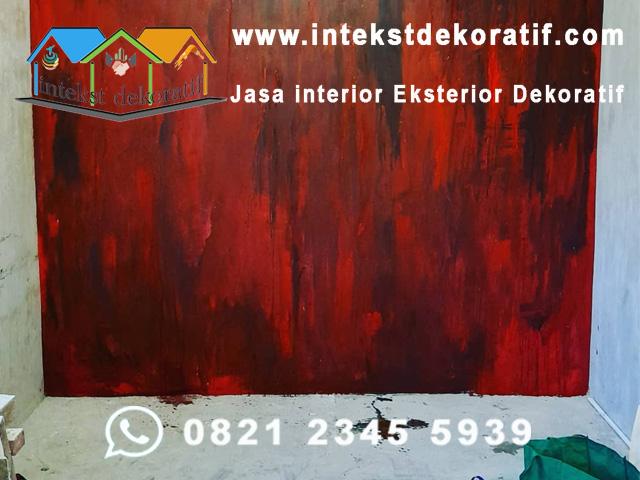 Tekstur Abstrak