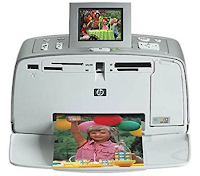 HP Photosmart 385 Compact Photo Printer Driver Download