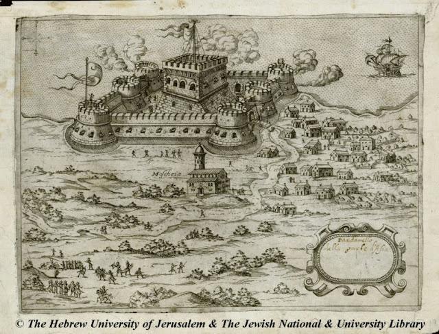 ΕΛΛΗΣΠΟΝΤΟΣ ΟΧΥΡΑ 1572