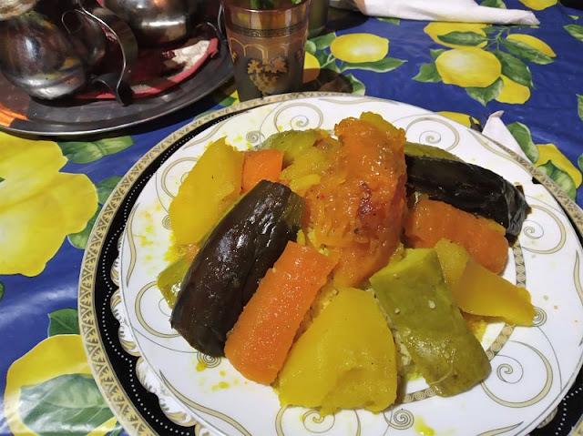 couscous vegetariano marrakech