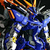 "Painted Build: MG 1/100 Gundam Astray Blue Type D ""Blue Armor"""
