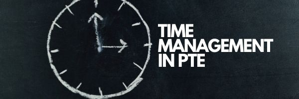 Time management in the PTE Exam to get 79+