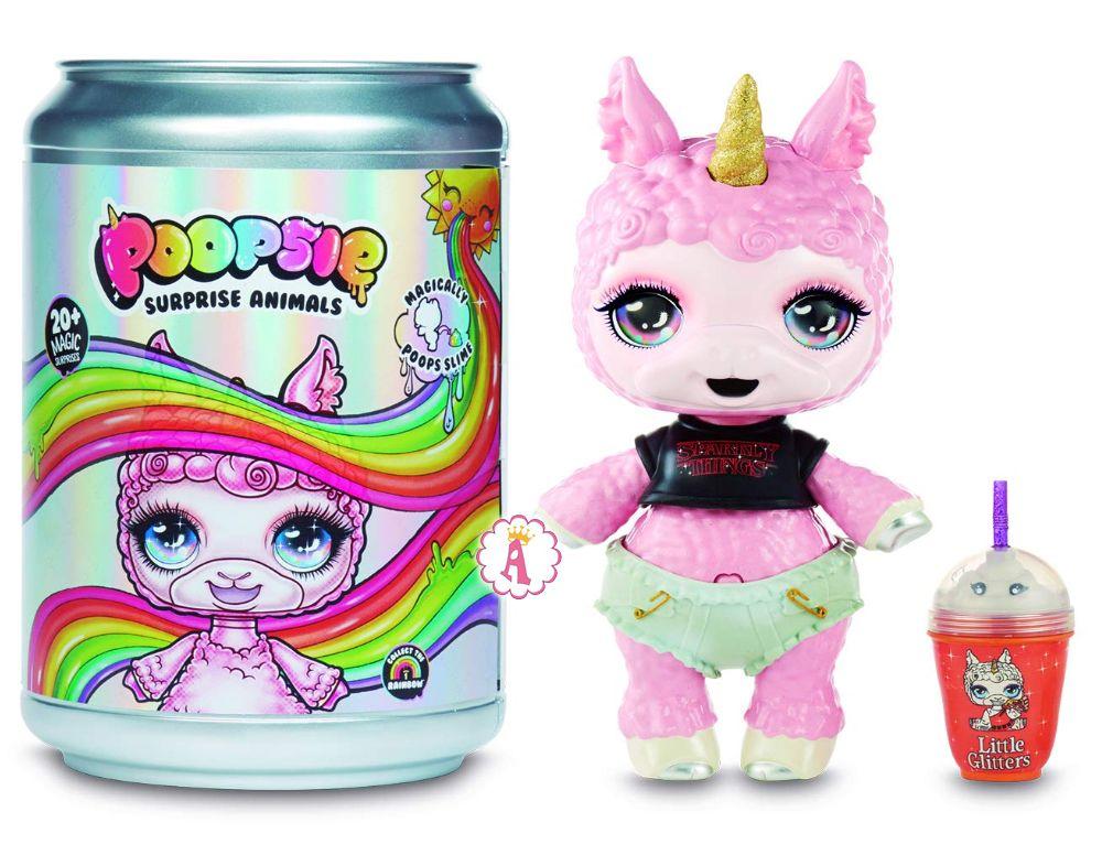 Лама Poopsie Surprise Animals топ игрушек 2019 - 2020