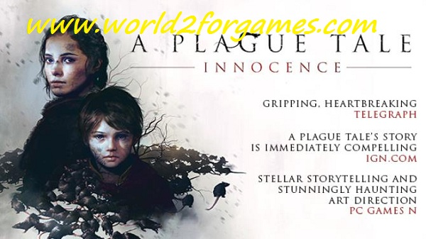 """""""Free Download A Plague Tale Innocence """"Fitgirl Repack"""