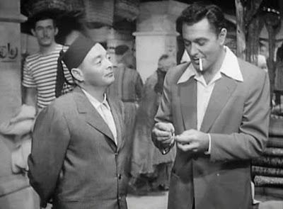Casbah (1948) - Tony Martin, Peter Lorre