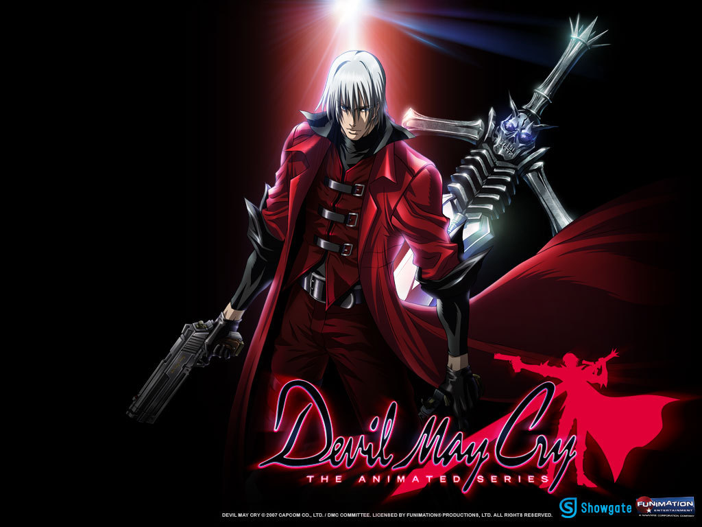 Manganime: Devil May Cry: The Animated Series