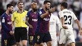 ريال مدريد لا يثق في حكم الكلاسيكو أمام برشلونة
