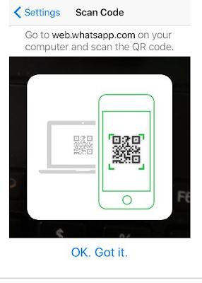 Cara Mudah Menggunakan WhatsApp Di Komputer 5