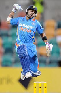 India Chase Down 321 - India vs Sri Lanka 11th Match CB Tri-Series 2012 Highlights