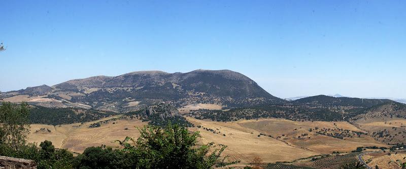 Sierra del Tablón - El Terril