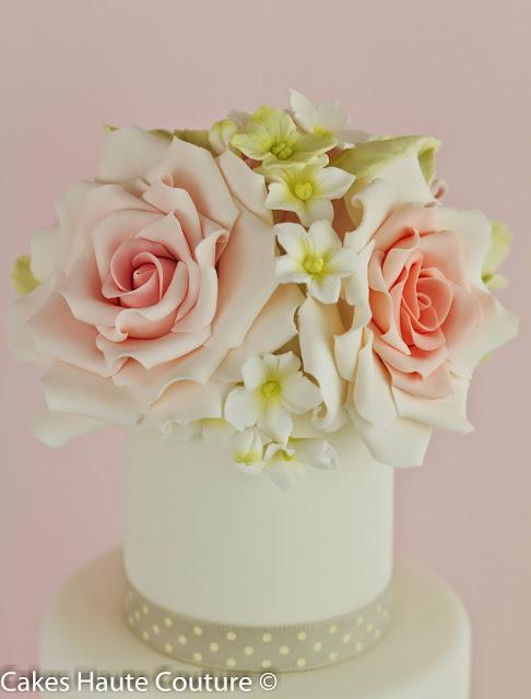 curso de rosas de azúcar
