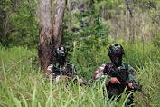 Jaga Perbatasan Di Tengah Covid-19, Satgas Yonif 411 Kostrad Giatkan Patroli di Batas Negara