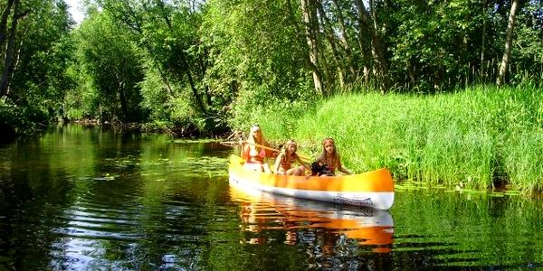 Kanuumatkad Valgejõel kanuureisid kanuude rent