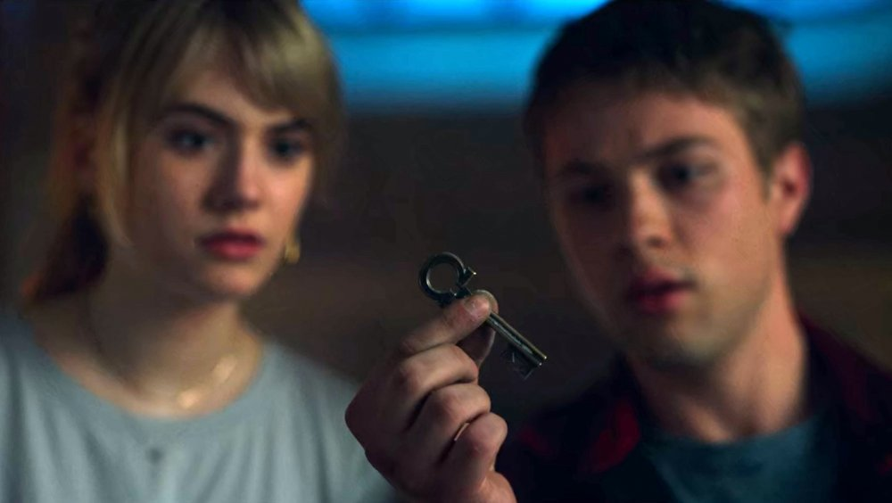 Série da Netflix - Locke & Key