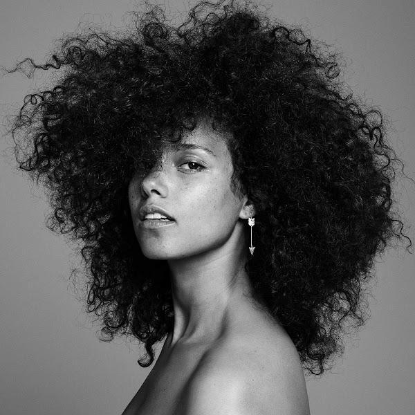 Alicia Keys - Holy War - Single Cover