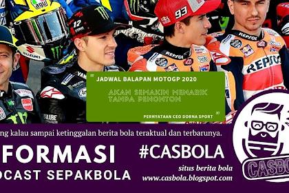 Jadwal Balapan MotoGP 2020