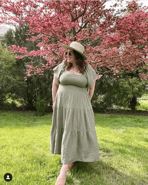 Vestido Cottagecore
