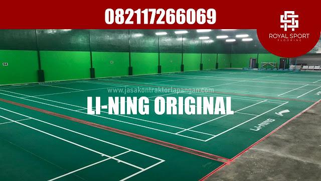 Karpet Badminton Lining