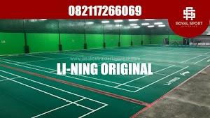 Daftar Harga Karpet Badminton Lining Original