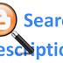 How To Enable Search Description In Blogger Posts For Seo
