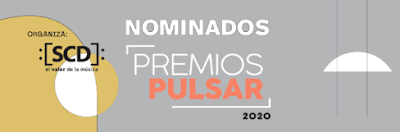 nominados premios pulsar 2020