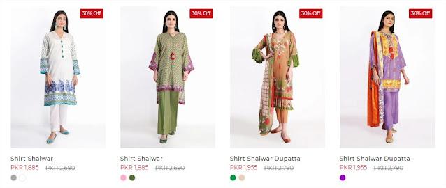 Khaadi Unstitched online sale