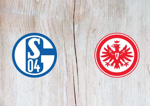Schalke 04 vs Eintracht Frankfurt -Highlights 15 May 2021