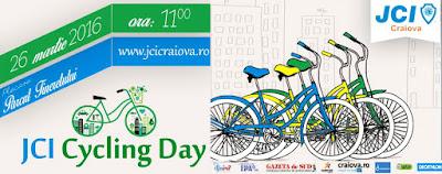 JCI Cycling Day Craiova 26 Martie