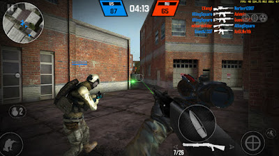 Download Bullet Force Mod Apk Data For Android