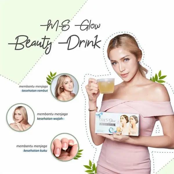 Beauty Drink dari Ms Glow