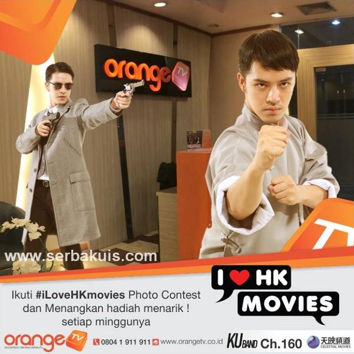 Kontes Foto I Love Hongkong Movies Berhadiah SAMSUNG Galaxy Ace 3 / Minggu