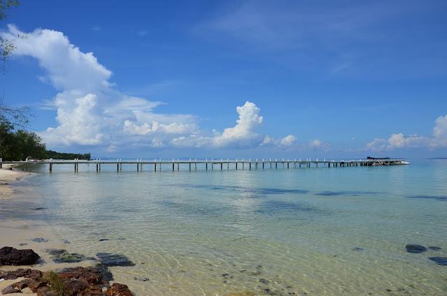 Koh Rong - Pagoda Beach