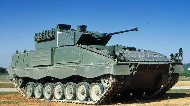El Regimiento 'Arapiles' nº62 contará con una unidad blindada sobre cadenas en Girona