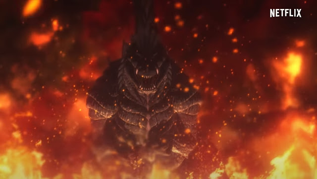 La serie anime 'Godzilla Singular Point' estreno en Netflix junio 2021; Tráiler Oficial subtitulado