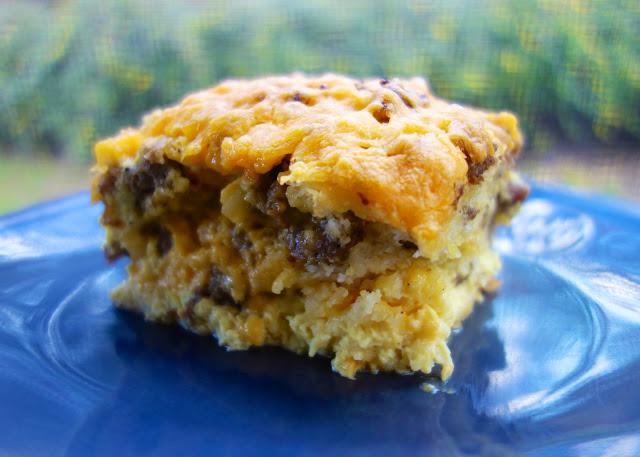Easy biscuit breakfast casserole recipes