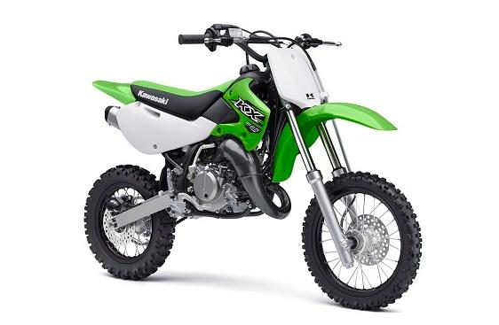 Review Kawasaki KX 65