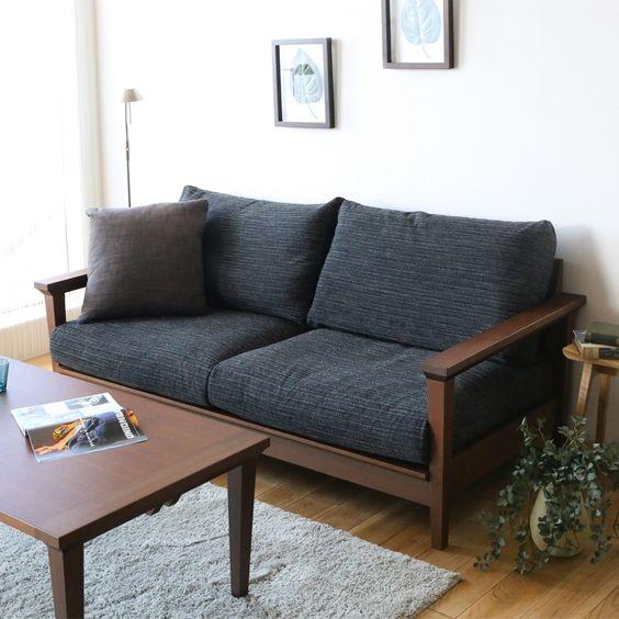 Bàn ghế phòng khách đơn giản 9